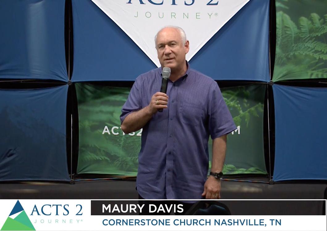 Maury Davis