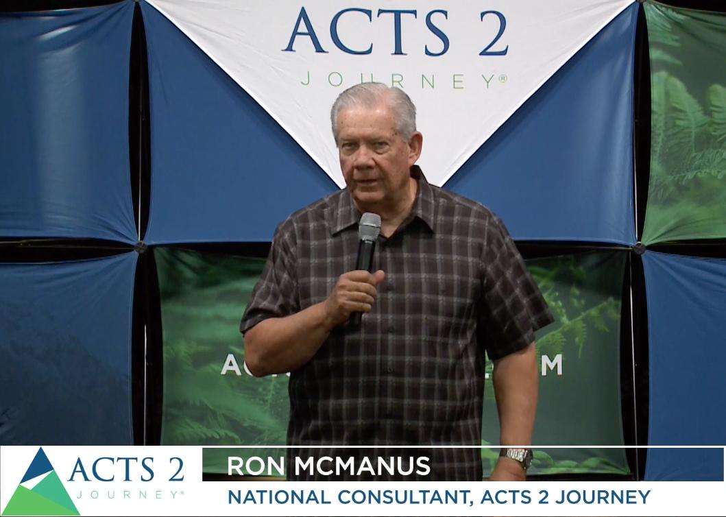 Ron McManus